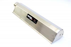 Cuchilla de Aire de Acero Inóxidable