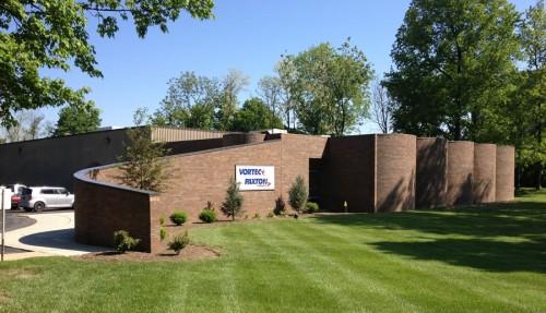 Sede central de Paxton en Cincinnati, Ohio, EEUU.